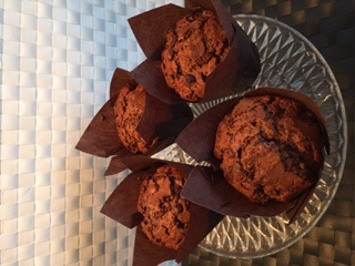 MUFFINS EXTRACHOCOLATE