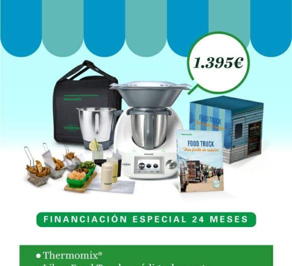 Thermomix® EDICIÓN FOOD TRUCK 0% INTERESES