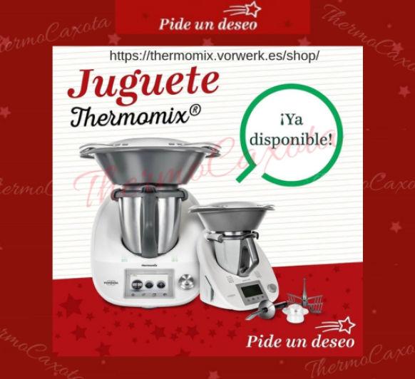 EL Thermomix® DE LOS PEQUEÑOS GRANDES CHEFS