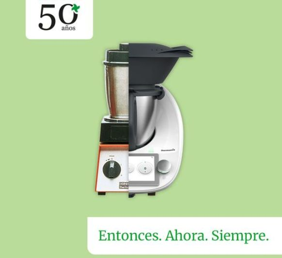 Thermomix® cumple 50 años!