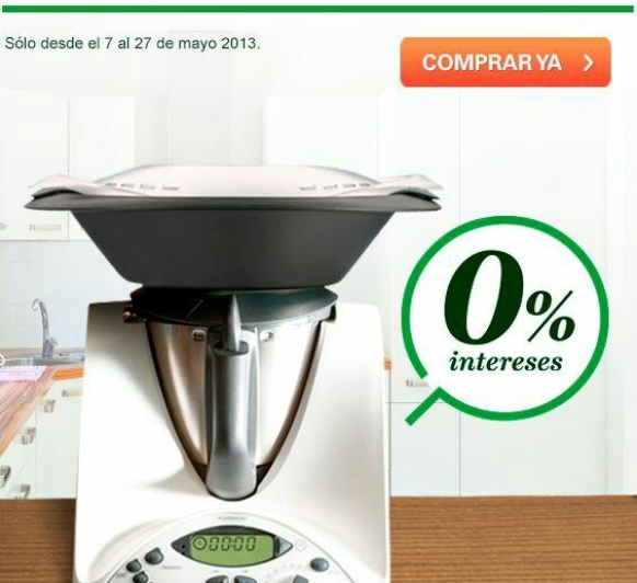 Thermomix® Ourense 0%