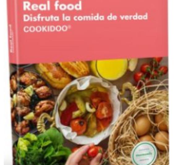 REAL FOOD - NUEVA COLECCIÓN RECETAS Thermomix®