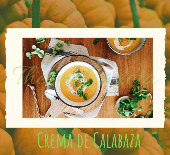 Crema de Calabaza con Thermomix®