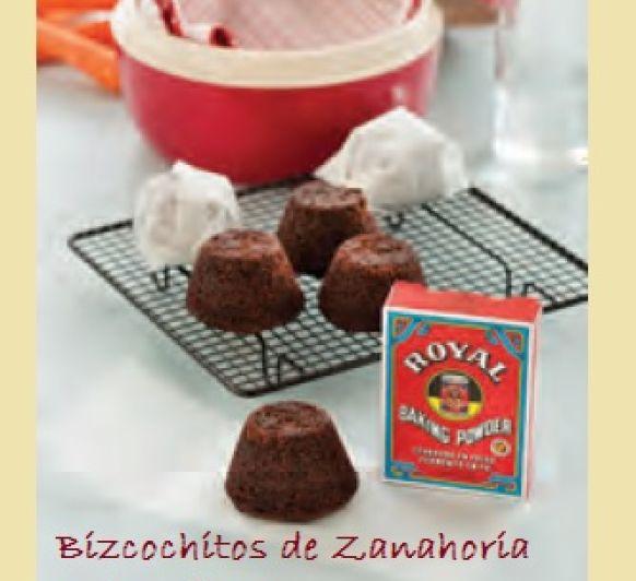 BIZCOCHITOS DE ZANAHORIA Y CHOCOLATE - En el Varoma