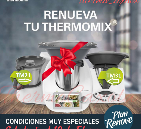 PLAN RENOVE Thermomix® 2020