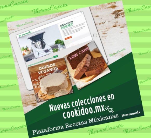 PLATAFORMA RECETAS Thermomix® EN MÉXICO