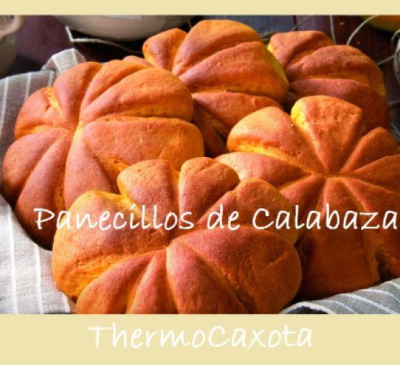 PANECILLOS DE CALABAZA