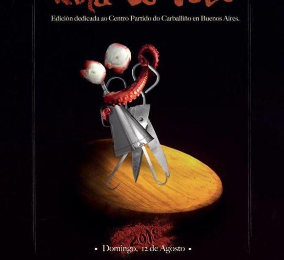 Colección Recetas con Pulpo para Thermomix® - Especial Festa do Pulpo do Carballiño