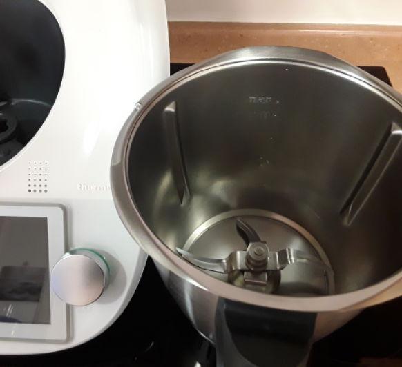 Limpieza del vaso