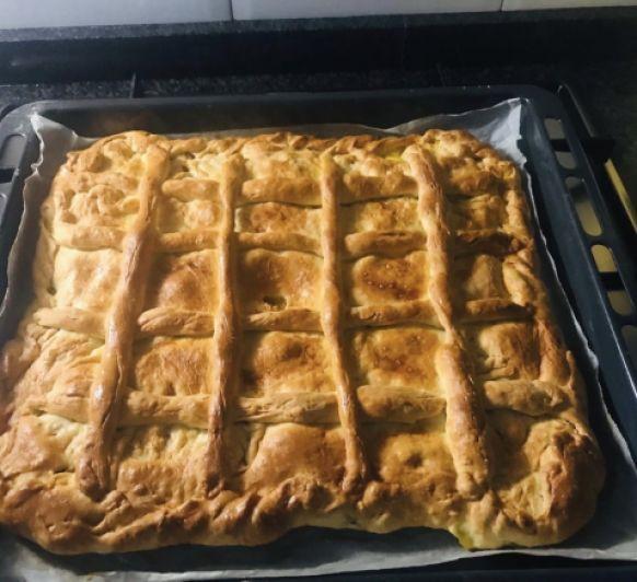 Masa de empanada Galega
