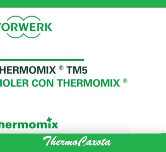 MOLER CON Thermomix®