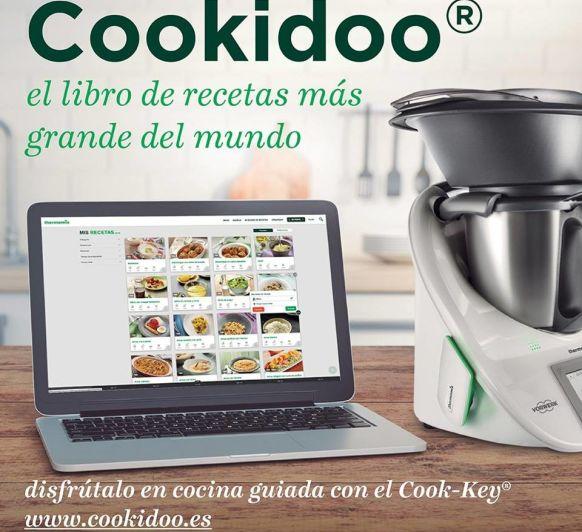 COOKIDOO + COOK-KEY= LA MEJOR COMBINACIÓN PARA TU Thermomix®