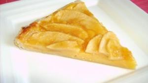 Tarta de manzana con Thermomix®